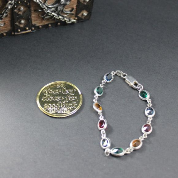 Jewelry - Milor 925 Silver Bracelet Italy